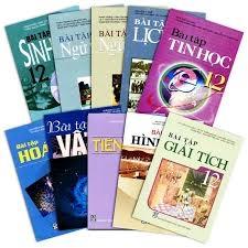 Sách Giáo khoa Lớp 12 (Bộ cơ bản)