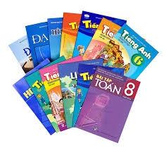 Sách Giáo khoa Lớp 8 (Trọn bộ)