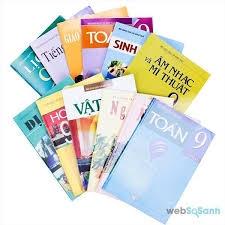 Sách Giáo khoa Lớp 9 (Trọn bộ)