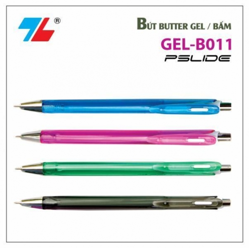 Bút Gel Pslide B011 (Thiên Long)
