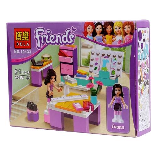 Bộ Lego Friend (lắp ghép nữ)