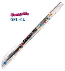 Bút Gel - 04 Thiên Long