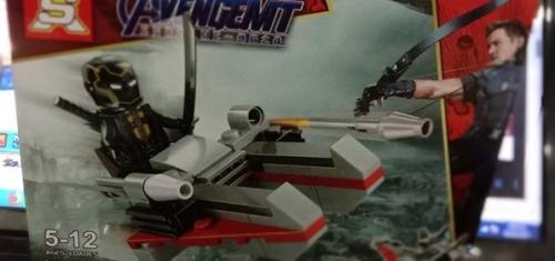Bộ lego robot