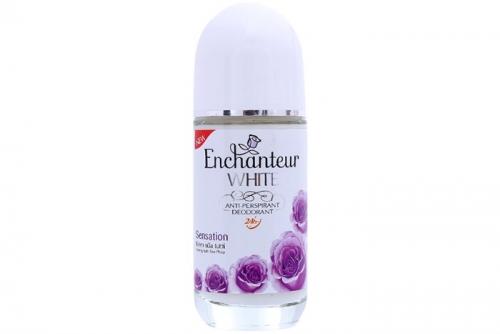 Lăn khử mùi Enchanteur white