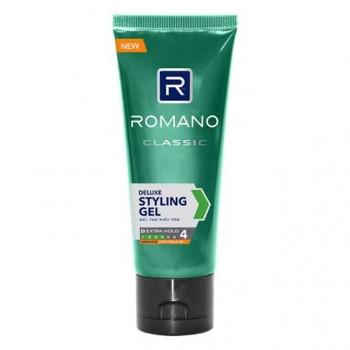 Gel vuốt tóc Romano Classic 4