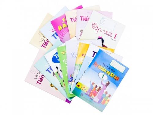 Sách Giáo khoa Lớp 1 - (Trọn bộ)