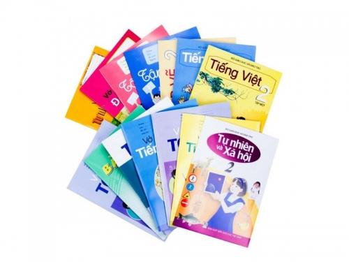 Sách Giáo khoa Lớp 2 - (Trọn bộ)