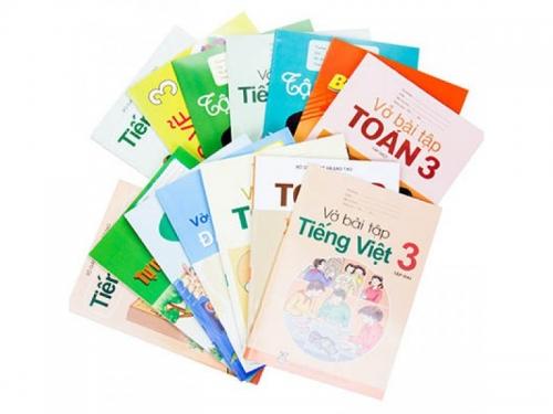 Sách Giáo khoa Lớp 3 - (Trọn bộ)