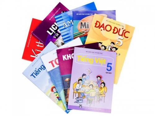 Sách Giáo khoa Lớp 5 - (Trọn bộ)