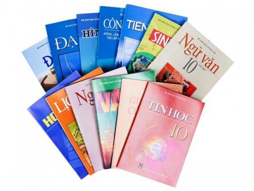 Sách Giáo khoa Lớp 10